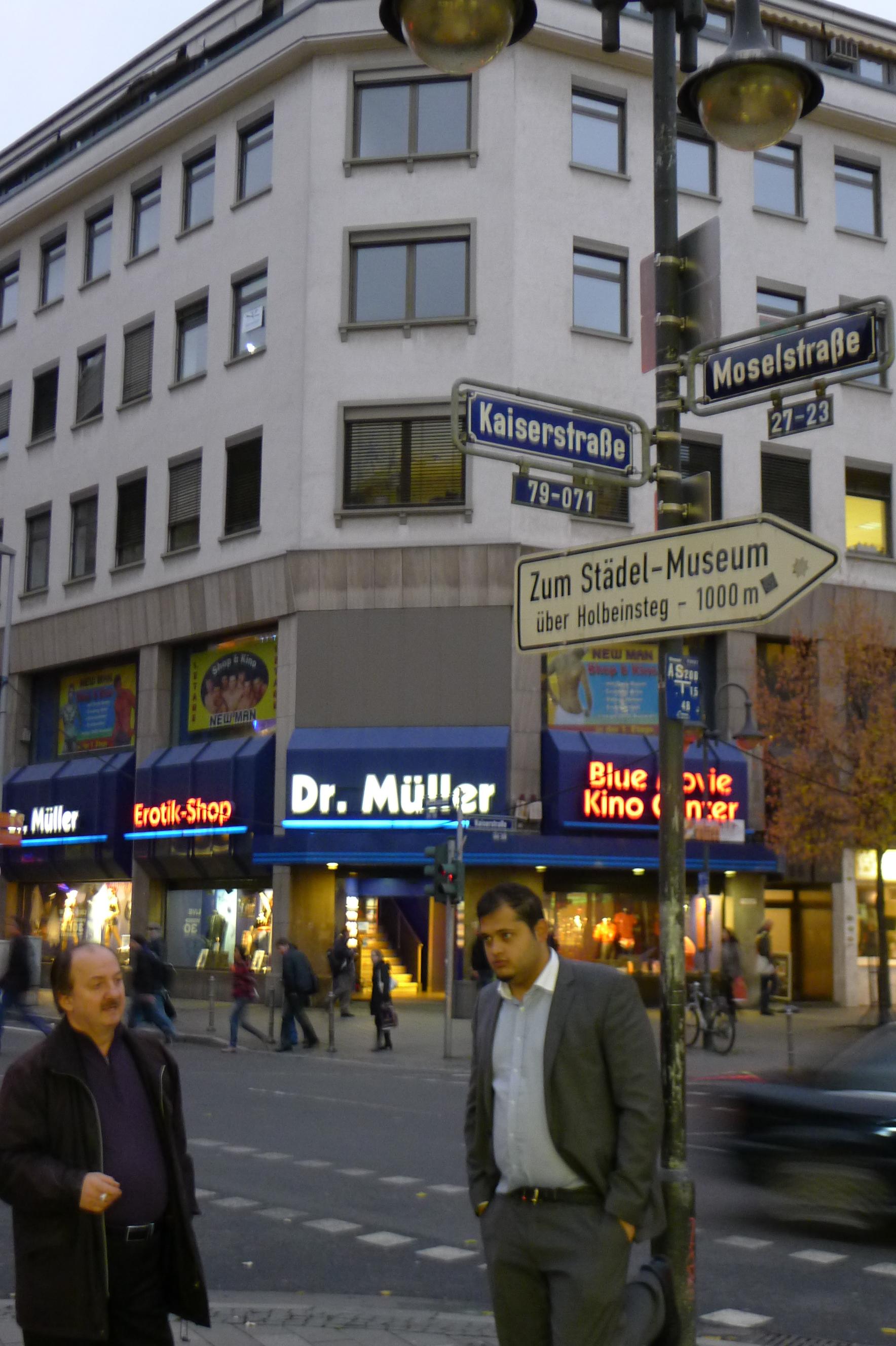 dr müller frankfurt kaiserstraße