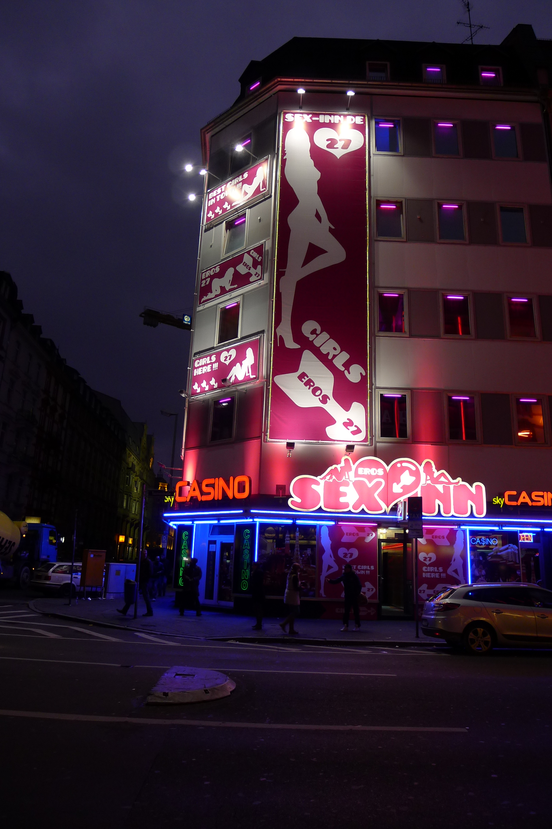 Red Light Districts